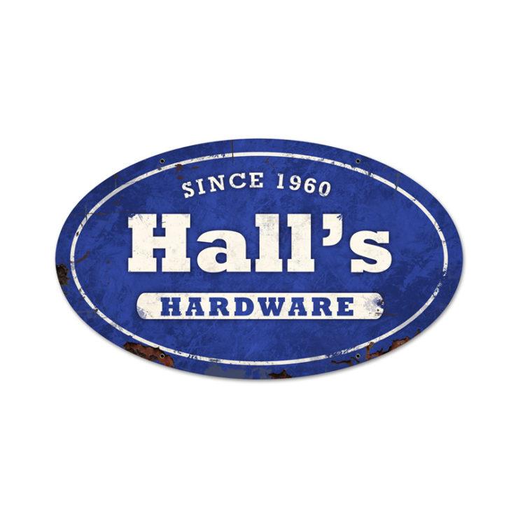 Hall's Hardware